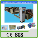 SGS Certificate Automatic Kraft Cement Paper Bag Making Machine
