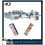 Full Automatic Spaghetti and Noodle Packing Machine with Three Weighers