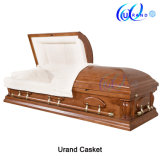 Pecan Wholesale Imported Chinese Casket and Coffin