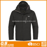 Men′s Sport 3 in 1 Winter Jacket