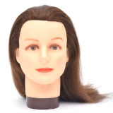 Hairdresser Mannequin Head Real Human Hair Wig