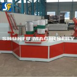 Automatic Paper Core Production Machinery Making Toilet Paper Roll Core