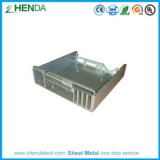Crs Zinc Plating Bending Sheet Metal Factory Part