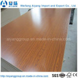 Hot Sale Melamine MDF Laminated MDF for Furniture