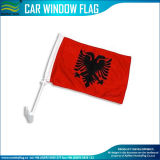 Albania Car Window Flag (T-NF08F06066)