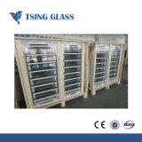 4-6mm Colored Tinted Louver Glass for Building Window with Lower Prices