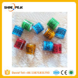 100 PCS Pigeon Color Foot Ring No Word Earrings Quality Durable Bird Ring Pheasant Foot Ring Bird Tools Wholesaled8