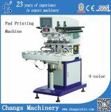 Spy Automatic Multicolor Pad Tampo Printer for Sale