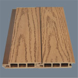 Outdoor Decorative Wall Panel WPC Wood Plastic Composite Panel
