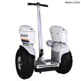 off-Road Strong Power All Terrain Electric Scooter Two Wheels Two Boxes Electric Chariot