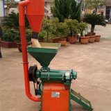 6NF-9 /NF-400 600-800kg/H Paddy / Rice Pounder Equipment