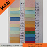 Colored Embossed Leather Grain Paper