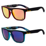 Guy's Sun Glasses Polarized Sunglasses Men Design All-Fit Mirror Sunglasses