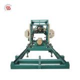 Cheap Horizontal Wood Cutting Band Saw Machine Mj800
