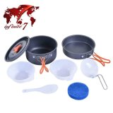 Suitable for Traveling and Camping Convenience Cookware Set