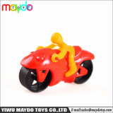 Wholesale Cheap Bulk Small Plastic Toys Mini Motorcycle Model for Food Candy Filler Promotional Gifts Prizes Toys