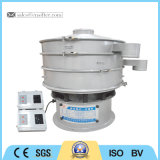 High Efficiency Ultrasonic Rotary Vibrating Screen for Metal Silicon Powder