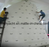 High Quality 0.9mm PVC New Selling Iceberg Climbing Inflatable Water Games