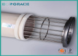 Stainless Steel Filter Bag Cage with Spray Coating Treatment