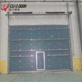 Workshop Overhead Auto Control Vertical Lifting Sectional Industrial Door