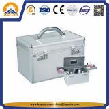 Professional Aluminium Makeup Train Case with Mirror (HB-2305)