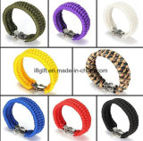 Paracord Bracelets with Survival Whistle Survival Bracelet 550 Paracord Paracord Survival Bracelet