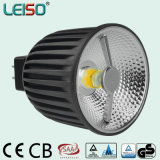 TUV Approval 3D COB Reflector 6W 400lm LED MR16 Bulb