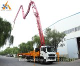 Sany 37m Truck Mounted Concrete Boom Pump