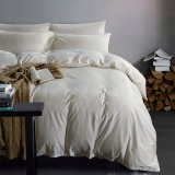 Luxury Egyptian Cotton Solid Color Bedding Q