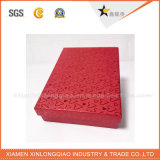 High Quality Cheap Matt Surface Color Printed Scarf Package Box