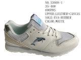 Four Colors Lady Shoes 35-40# Outdorr Sport Stock Shoes