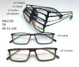 Quality Guaranteed Customize Optical Glasses Tr 90 Eyeglasses with Printing Free Logo