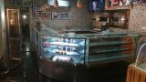 Best Selling Corner Bakery Display Cake Refrigerated Cabinet