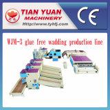 Nonwoven Polyester Dacron Wadding Production Line