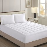 Premium 5-Star Hotel Latex Memory Foam Mattress Topper, Mattress Pad