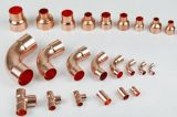 Copper Pipe Fittings for Plumbing System