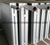 Brass Stainless Steel Plate Fin Heat Exchanger, SRL Type Hot Water Thermal Oil Steam Fin Tube Plate Heat Exchanger Price
