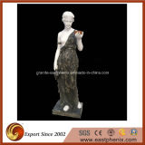 Natural Granite/Marble Carved Stone Figure/Animal Statue/Sculpture for Garden/Outdoor Decoration