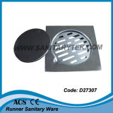 3PCS Stainless Steel Floor Drain (D27307)