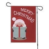 Cheap Custom Printed Christmas Festival Garden Flag