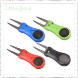 Factory Custom Cheap Plastic Golf Repair Divol Tool for Golf Promotion Gift