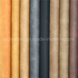 Artificial PU Coated Leather Fabrics for Furniture Manufacturing