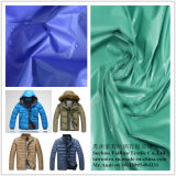100% Nylon Taffeta Fabric with Waterproof and Coated for Garment Fabric