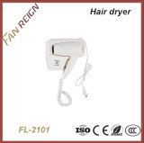 Bathroom Accessories Wall Type Hair Dryer for Hotel