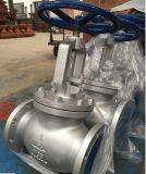 Customized Steel Flanged Plug Disc Globe Valve
