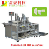 High Speed Face Mask Sheet Folding and Packing Production Machine