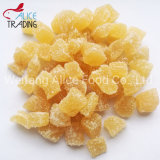 Best Price Dried Ginger Dice Dried Ginger Chunk Snack Crystallized Ginger