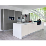 Hotel Project Customized Unassembled Modern Kitchen Cabinets