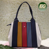 New Style Color Collision Handbag Lady Hand Bag Woman Shoulder Bags Leisure Style Cheap Price Sh282