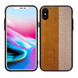 2018 Hot Selling Wholesale Fashion PC Leather Cell Phone Case for iPhone X